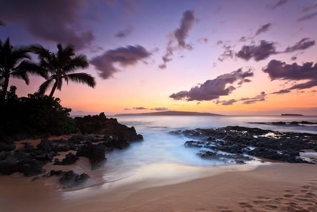 Makena-Cove-Sunset-_art